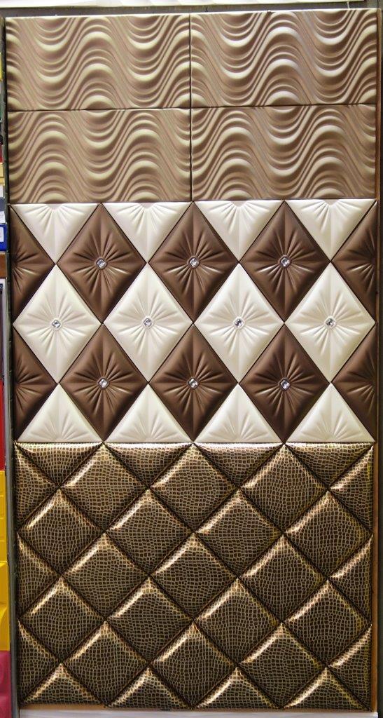 Panel 3d metal dekoratif fasat facade 3d litestrip 3deco dinding3d