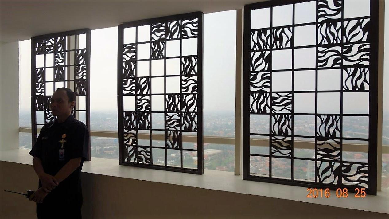 Dinding3D pabrik panel dekorasi terbaik